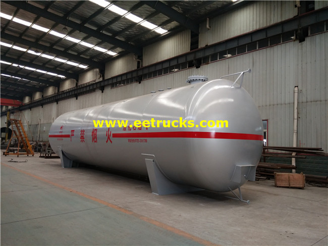 70MT 25000 Gallon Domestic Anhydrous Ammonia Tanks