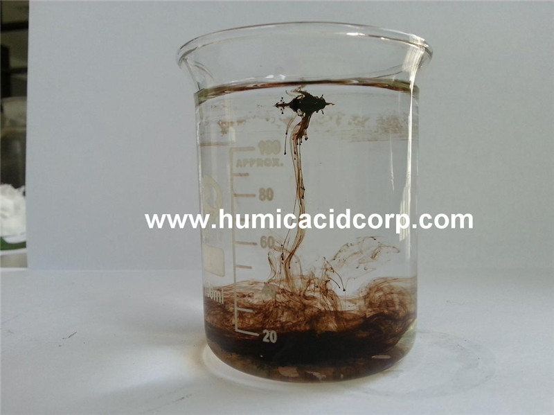 potassium humate crystal fertilizer