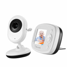 Safe Baby Temperature Monitor with Alarm Function