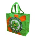 Bopp laminated pp woven shopping bag
