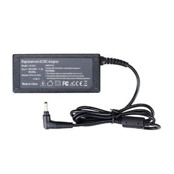 65W Adapter Charger 20V 3.25A 4.0mm*1.7mm for Lenovo