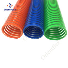 pvc helix pump discharge suction hose