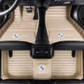 Luxury Car Mat Diamond Car Floor Mats 5d Case for BMW