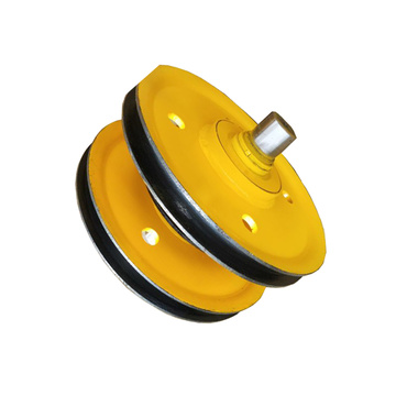 Crane Parts Pulley Blocks For Wire Rope