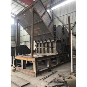 Waste Recovery Briquette Breaker Equipment