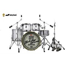 Good Quality for for Mini Jazz Drums Lacquer Acoustic  Drum Set export to United States Factories