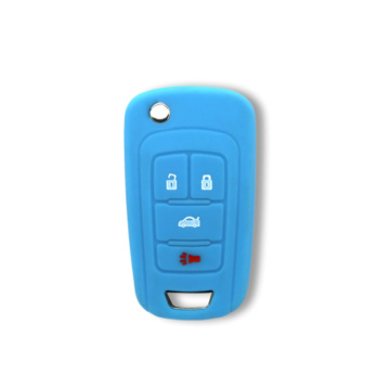 Buick silicone car key cover 4 buttons