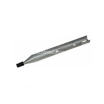 Hardware Galvanized Pole Top Pin Spindle