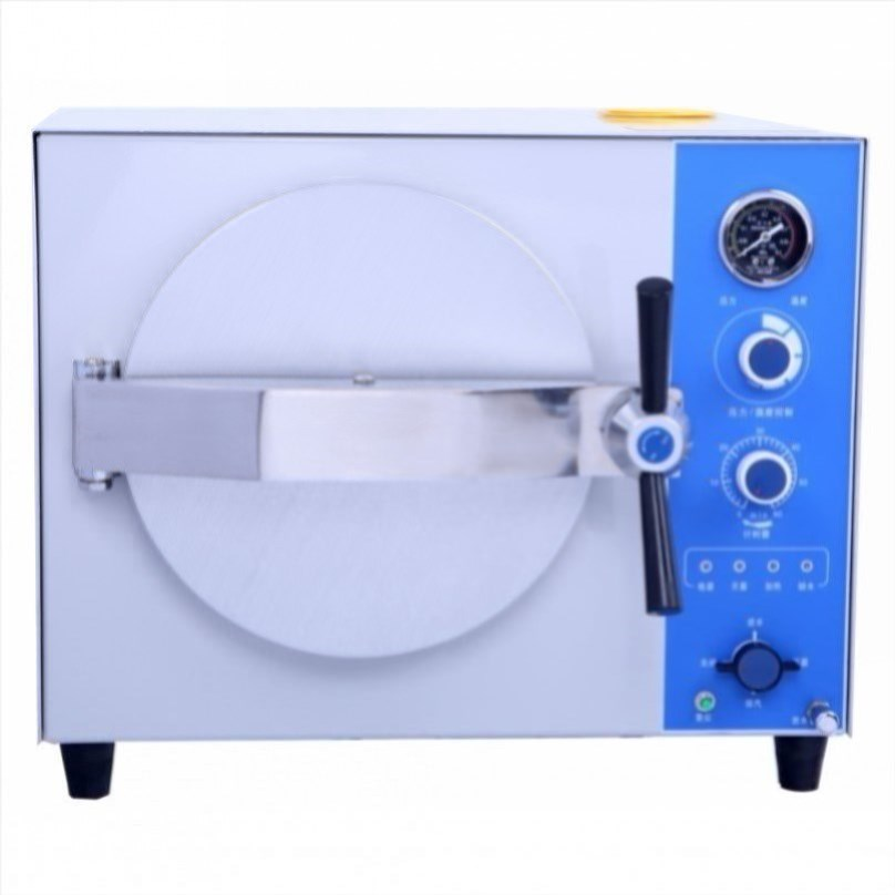 Table-top fast sterilization autoclave for dentistry