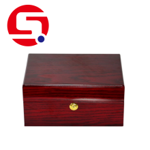 Europe style for Wooden Box With Lid Decorative wooden mens watch boxes wholesale supply to Germany Supplier