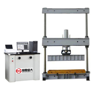 CDY-1000W Computer Manhole Compression Testing Machine