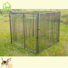Outdoor large metal dog run kennel