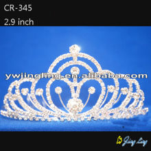 Rhinestone Bridal Jewelry Wedding Crown