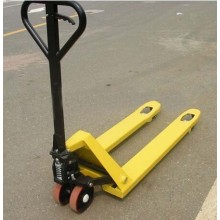 ODM for China Hydraulic Hand Pallet Truck,Manual Pallet Truck,Hand Pallet Truck,Pallet Truck With Pu Wheel Manufacturer Good quality AC Pump Hand hydraulic pallet truck supply to Poland Importers