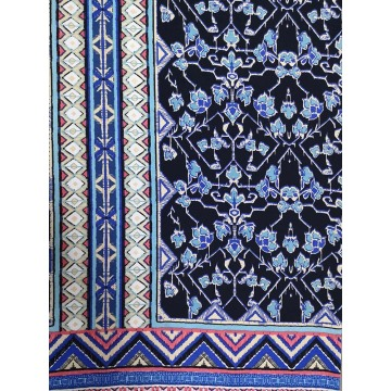Ethnic Rayon Twill 3024S Printing Woven Fabric