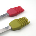 2pc bbq silicon basting brush set