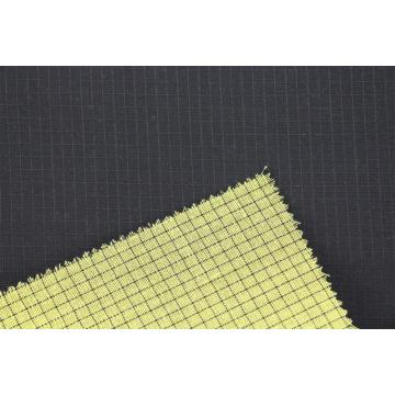WR and FR Double-sided Dope Dyeing Aramid Fabric
