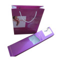 high quality cardboard packaging box for hair extension