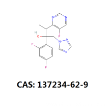 Low Cost for Falvin Antifungal Agent Voriconazole API voriconazole intermeidate CAS 137234-62-9 export to Jordan Suppliers