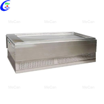 Hot sale stainless steel autopsy desk low price autopsy