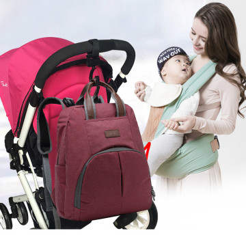 Fashion Diaper Backpack Mummy Bags Maternity Nappy Bag