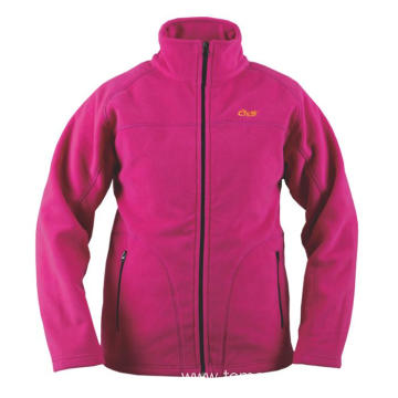 TPU costing Medium layer Fleece Jacket