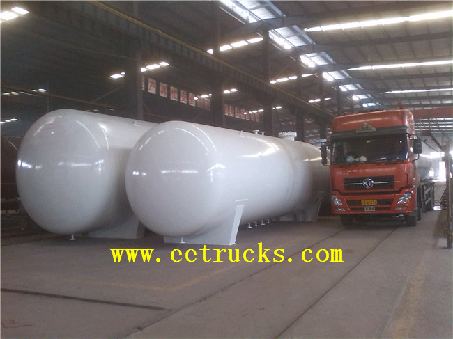 80 CBM Ammonia Storage Tanks