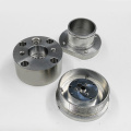 cnc lathe machining parts for slip ring