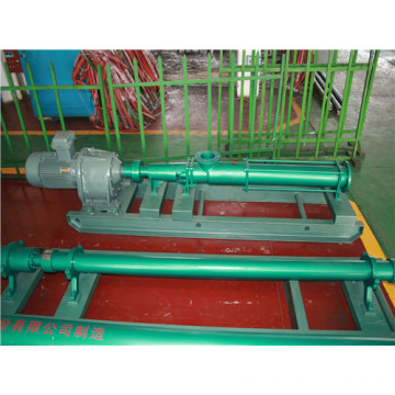 Internal mesh volume pump