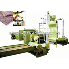 air-laid felt production line