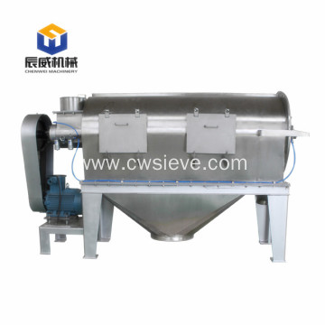 gmp centrifugal sifter for pellet