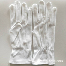 Superseptember Cheap White Winter Knitted Cotton Glove