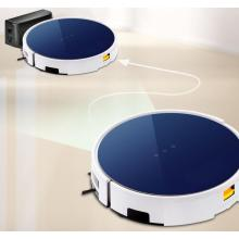Cheap price for Low Noise Cleaner Robot LCD Display Robot Vacuum Cleaner with WIFI APP supply to Brazil Manufacturer