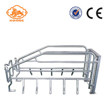 Leading for China Tube Farrowing Crates,Farrowing Pig Crate,Tube Fence Farrowing Crates,Adjustable Tube Farrowing Crates Supplier Automatic Welding Galvanized Farrowing Crates For Pigs supply to Mongolia Factory