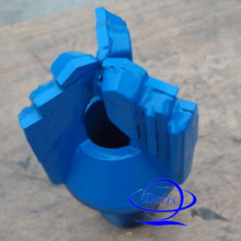 Customized for Three Wings Step Drag Bits 8 10 12 14inch -3wing/4wing step drag bit supply to Reunion Factory