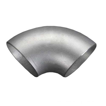 Stainless Steel 90 Degree SR Butt Weld Elbow