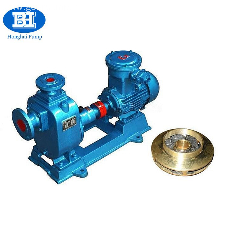 CYZ series diesel fuel oil centrifugal oil pump