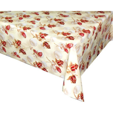 Elegant Ply Paper Tablecloth with Non woven backing