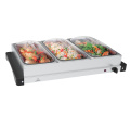 Buffet warmer 2.5L*3 food warmer