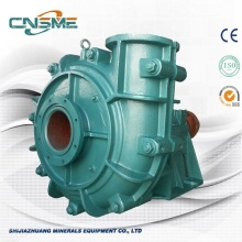 Professional for Warman Slurry Pump Wear Reduction Slurry Pumps supply to Tokelau Manufacturer
