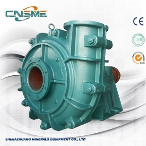 Wear Reduction Slurry Pumps