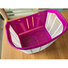 Removable Plastic Bicycle Basket