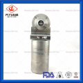 Stainless Steel Pneumatic Actuated Type Butterfly Valve