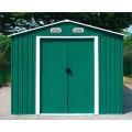 Colorful 8 X 8 Medium Apex Metal Shed