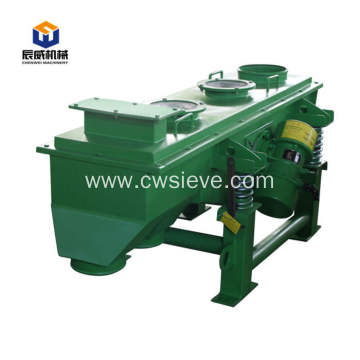 Linear vibrating sand sieve shaker machine