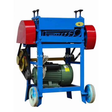 wsx wire stripping machine