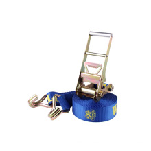 High Quality for Ratchet Belt 4 Inch ratchet strap with long Aluminous Handle supply to Maldives Importers