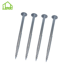 Best Price for Ground Screw with Flange Best Selling Products Building Foundation Ground Screw export to Kenya Manufacturer