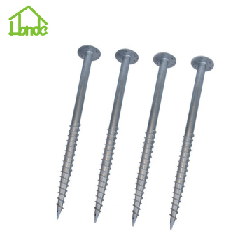 China OEM for Solar Ground Screws Best Selling Products Building Foundation Ground Screw supply to Jordan Manufacturer