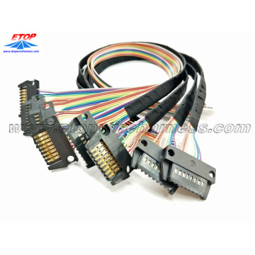 China for custom wire harness for game machine customzied ribbon cable for gaming equipment export to France Importers